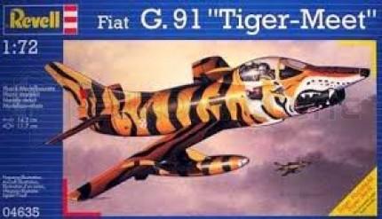 Revell - Fiat G 91 Tiger meet