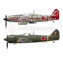 Hasegawa - Combo Ki-100-I & Ki-61-I