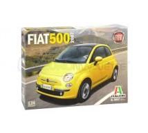 Italeri - Fiat 500 2007
