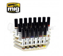 Mig products - Oilbrusher organizer 20/9/11 cm