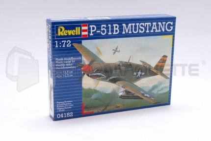 Revell - P-51 B Mustang