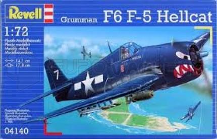 Revell - F6F-5 Hellcat