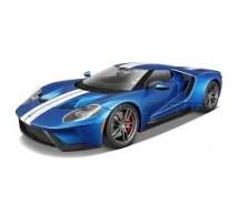 Maisto - Ford GT Bleu