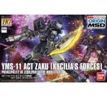 Bandai - HGUC YMS-11 Act Zaku (0221056)