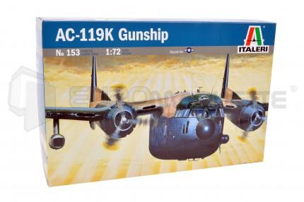 Italeri - AC-119 Gunship