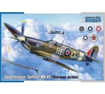 Special hobby - Spitfire Mk Vc & Export & French decals