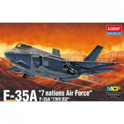 Academy  - F-35 A Seven Nations AF (MCP)