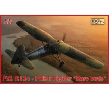 Ibg - PZL 11c Rare birds