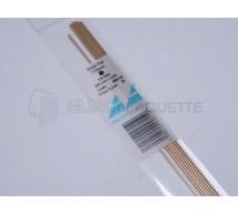 Albion - Tige laiton 1,5mm (BW15)