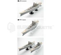 Aoshima - Yamato/Musashi detail set 1/700