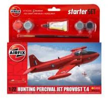 Airfix - Coffret Percival Provost T4