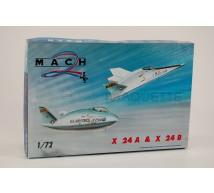 Mach2 - X-24