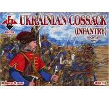 Red box - Ukrainian Cossack (Set 3)
