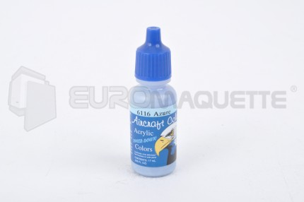 Airc. Color - Azur  RAF 6116U (pot 17ml)