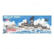 Afv club - Knox class frigate  & base and detail set