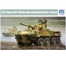Trumpeter - 2S23 Nona SKV 120mm SPMS