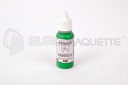 Prince August - Vert transparent 936 (pot 17ml)