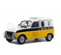 Solido - Renault 4L Service Renault