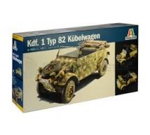Italeri - Kubelwagen Type 82 1/9