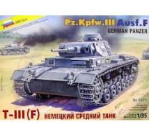 Zvezda - Panzer IIIF