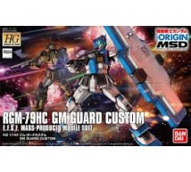 Bandai - HG RGM-79HC GM Guard (0230355)