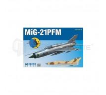 Eduard - Mig-21 PFM (WE)