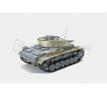 Tamiya - Pz III Ausf N & Aber detail set
