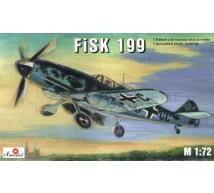 A model - Bf-109 FiSK 199