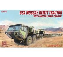 Model collect - M983A HEMTT & M870A1 semi trailer