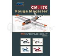 Amk - Fouga Magister CM170
