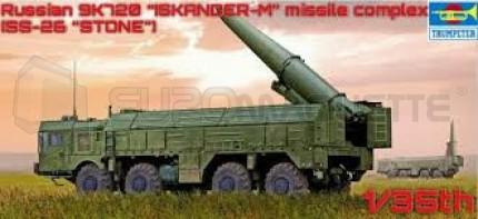 Trumpeter - 9K720 Iskander-M