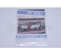 Pit Wall - MP4/12C GT3 ART