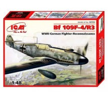 Icm - Bf-109F-4/R3