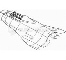 Cmk - F-16 A interieur (hasegawa)