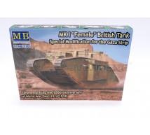 Master box - Mk I Female