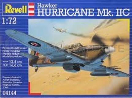 Revell - Hurricane Mk IIc