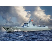 Trumpeter - PLA Navy Type 052C Frigare