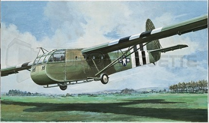 Italeri - Planeur CG-4A Waco