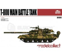 Model collect - T-80U