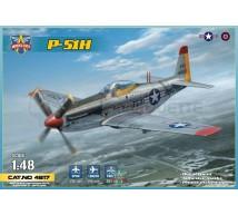 Modelsvit - P-51H