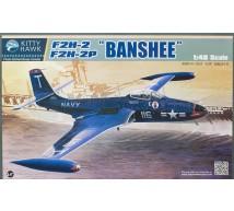Kitty hawk - F2H-2/P Banshee