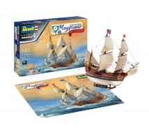 Revell - Coffret Mayflower 400th Anniversary