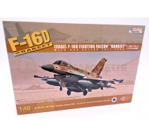 Kinetic - F-16D Barkeet  IDF