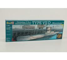 Revell - U-Boat Type VIID 1/144