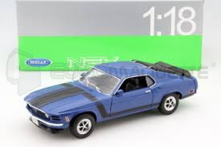 Welly - Mustang Boss 302 1970