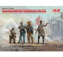 Icm - Confederate infantry