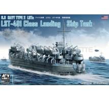 Afv club - LST-491 Class