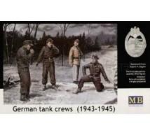Master Box - German tank crew (1) hiver