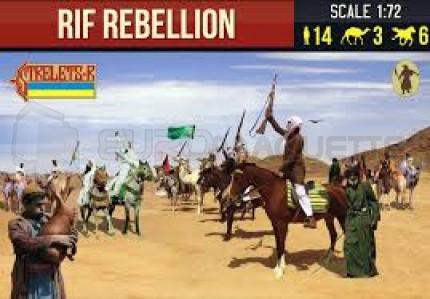 Strelets - Rif rebellion