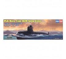 Hobby boss - PLA 039 Song Class Submarine